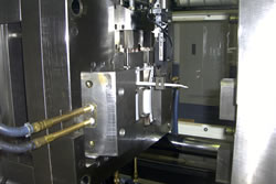 Robot Assisted Molding