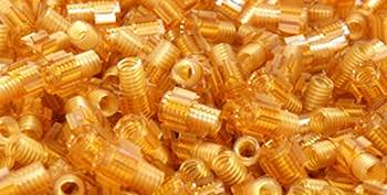 custom plastic injection molding ultem nut